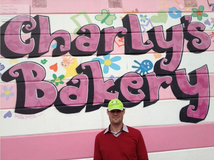 Warren Green at Charly's Bakery, Cape Town, South Africa #QoolPlaceToWork