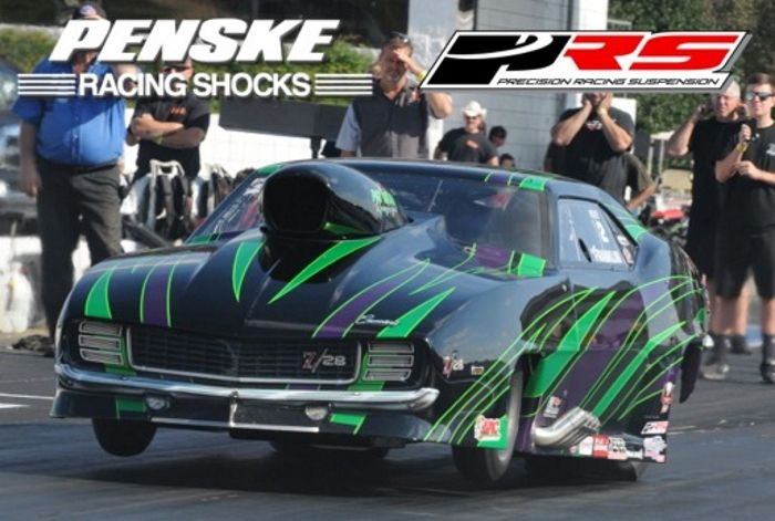 Penske Racing Shocks and Precision Racing Suspension (PRS) work closely together to deliver winning suspension solutions to drag race teams across all applications. http://www.dragracingscene.com/news/winning-suspension-solutions/