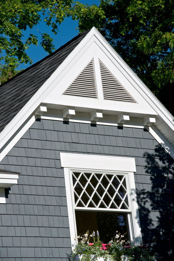 Another View Of The Peak Gable Ideas In 2018 Pinterest