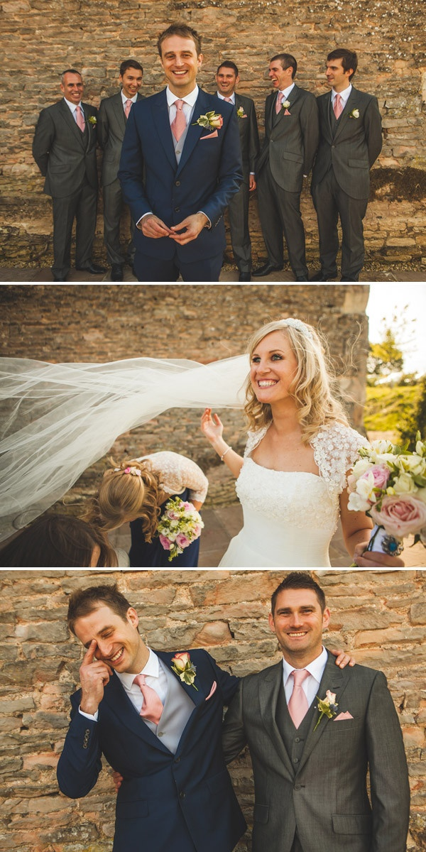 A Romantic Rustic Wedding at Cripps Stone Barn In The Cotswolds by Chris Barber…