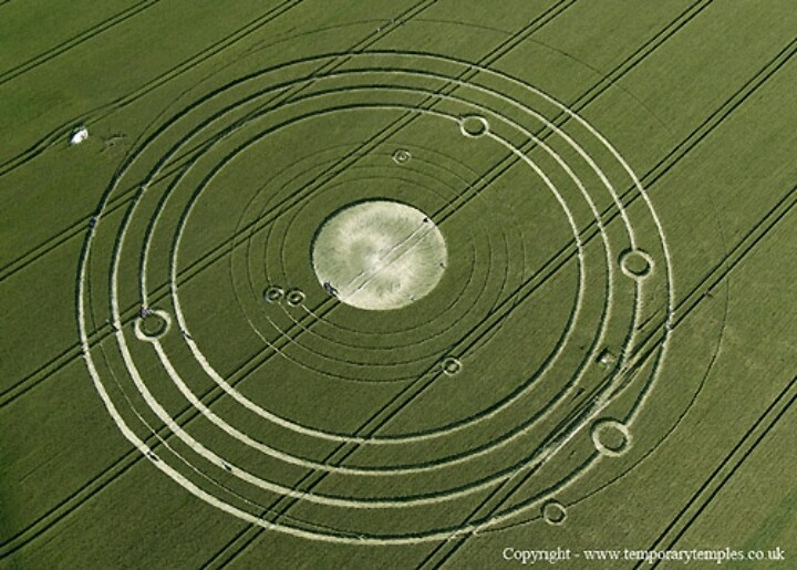 UFO sighting near Dorset, UK 30th May 2015 | Latest UFO ... |Chilbolton Crop Circle Explanation