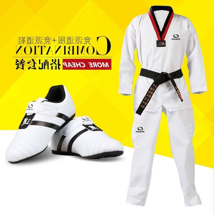 34.19$  Buy now - https://alitems.com/g/1e8d114494b01f4c715516525dc3e8/?i=5&ulp=https%3A%2F%2Fwww.aliexpress.com%2Fitem%2FTae-kwon-do-Combination-WTF-taekwondo-shoes-ITF-Dobok-Mooto-Uniform-Taekwondo-Uniform%2F32701819701.html - Tae kwon do Combination  WTF taekwondo shoes + ITF Dobok Mooto Uniform Taekwondo Uniform 34.19$
