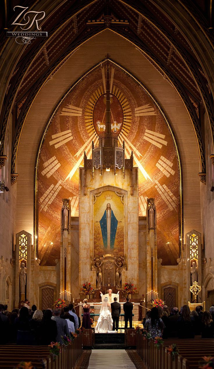 Queen of All Saints Basilica / 6280 N. Sauganash Avenue / Chicago, IL, 60646, USA