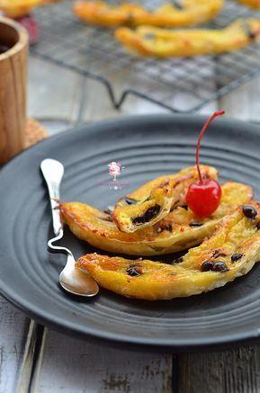 Bismillah Banana milk crispy ini kelihatan enak banged ya. Siapa yang tahan godaannya. Apa aja yang pastry-pastry saya suka. Makanya n...