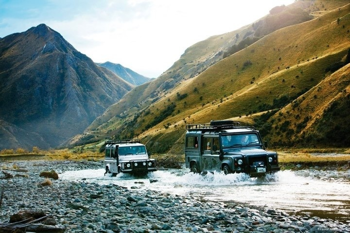 Nomad safari's- explore the world of LOTR /HOBBIT in New Zealand ~ Great adventure tour!