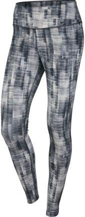 Nike Power Legend Training Damen Tights wolf grey-schwarz XS