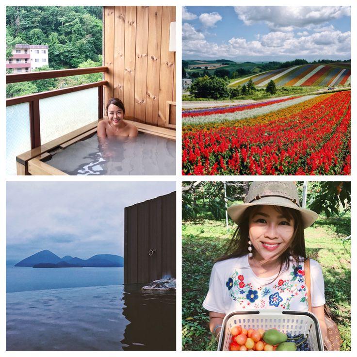 Hokkaido 12D11N Summer Road Trip Itinerary Travel Blog - Noboribetsu, Hakodate, Furano, Biel, Lake Toya, Jozankei, Sapporo, Otaru