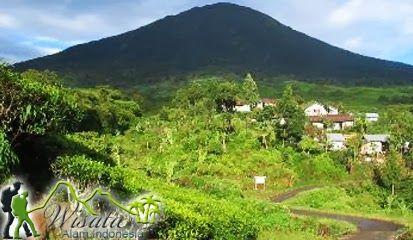 Wisata Gunung Dempo