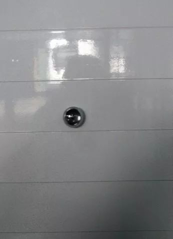 Porta Social 2,10 X 0,70 Lambril - Puxador Largo - R$ 1.043,00
