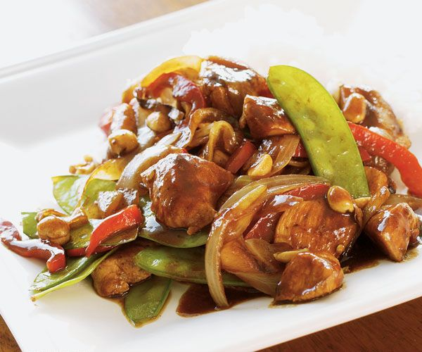Hoisin Chicken Stir-Fry Recipe