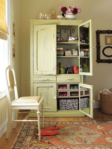 Beautiful Armoires for Storage