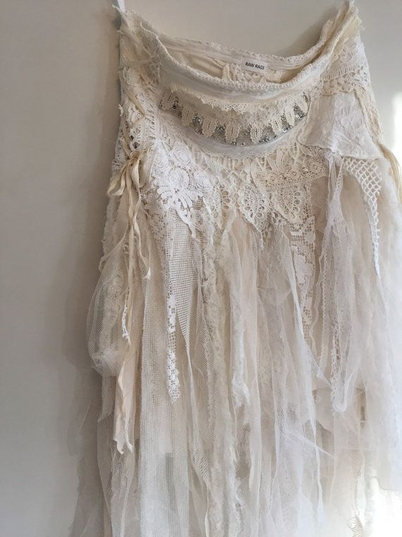 400 best rawrags dresses images by laila wolff on pinterest rh pinterest co uk shabby chic table skirts target shabby chic bed skirts