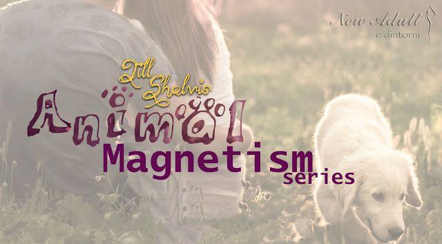 "TU SEI PER ME - COME TE NESSUNO - STRINGIMI A TE ""Animal magnetism series"" di JILL SHALVIS http://ift.tt/2BqOOo8"