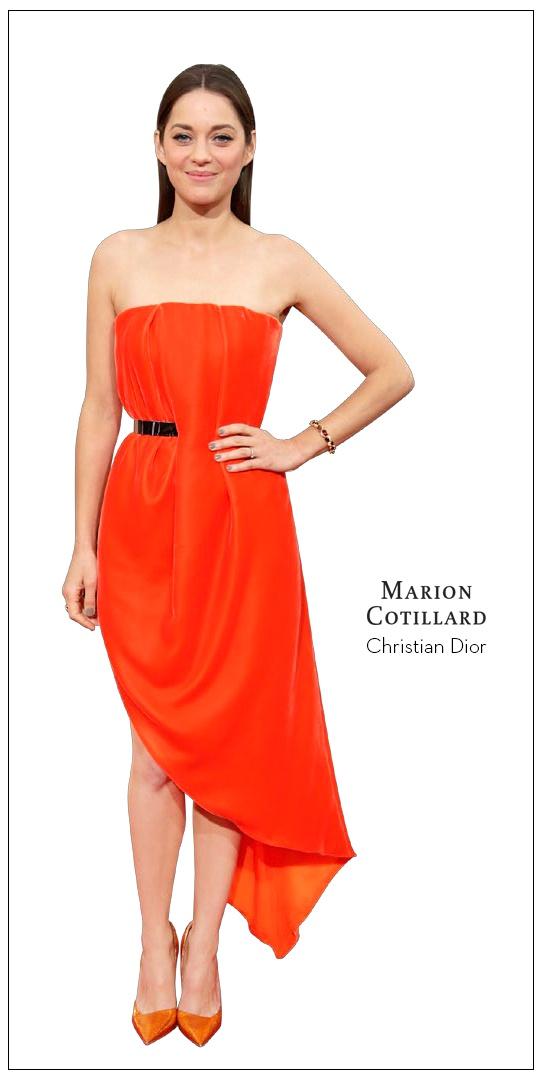 Marion Cotilliard -Christian Dior - El Palacio de Hierro