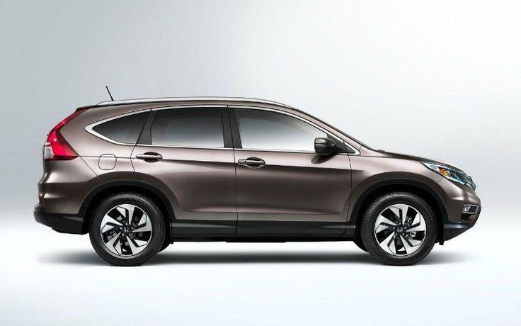 2017 Honda CRV Touring Price