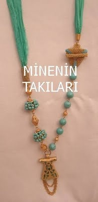 Sufi detailed necklace by Mine
