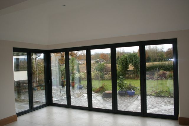 bifold exterior doors   An elegant creator of space and light, our doors will transform your ...