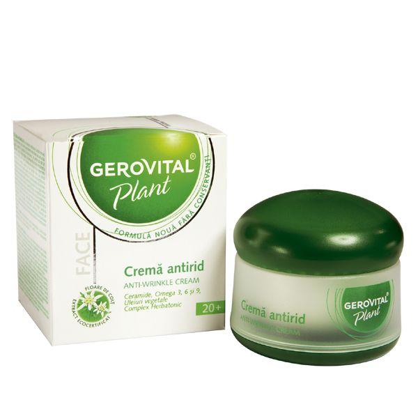 Gerovital New Anti Aging Cream