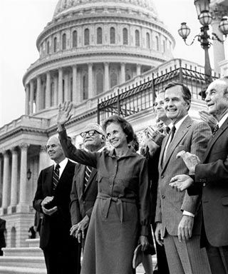 Sandra Day O'Connor becomes 1st female Supreme Court Justice   Sept. 21, 1981