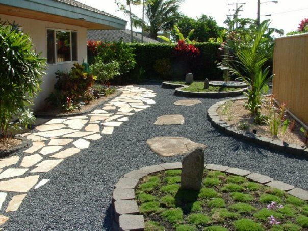 xeriscaped backyard design google search xeriscape