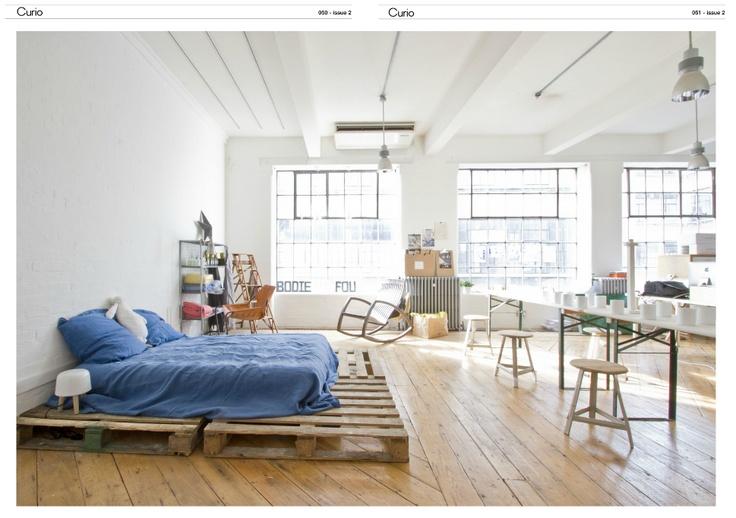 25 Best Ideas About Studio Loft Apartments On Pinterest