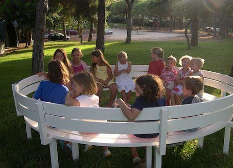 tempo di riunirsi ...anche per i bambini!!