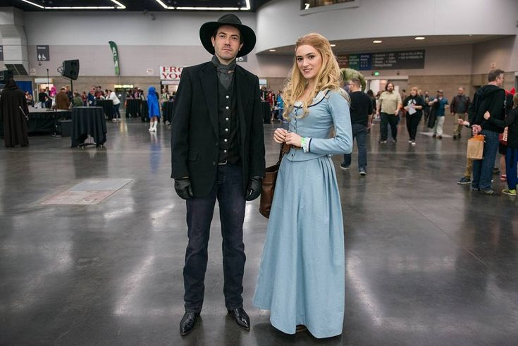 Overview of Westworld cosplay! #sewing #crafts #handmade # ...