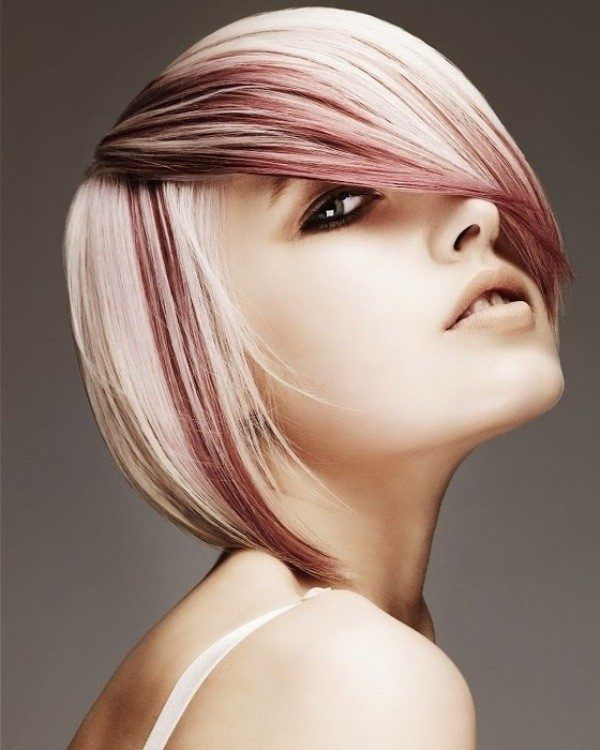 22 Trendy And Tasteful Two Tone Hairstyle You Ll Love Popular Haircuts Two Toned Hair Short Hair Styles Hair Styles