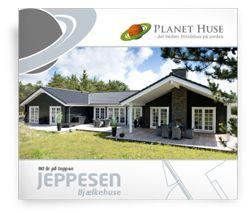 Jeppesen Bjælkehuse - PLANET Huse