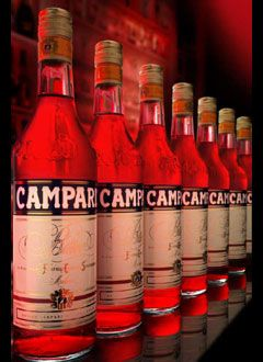 Campari. An apertif that always makes me think of Italy. Not particularly a modern association, although the revival of mixology here in the States has given the drink a fresh and more modern image.