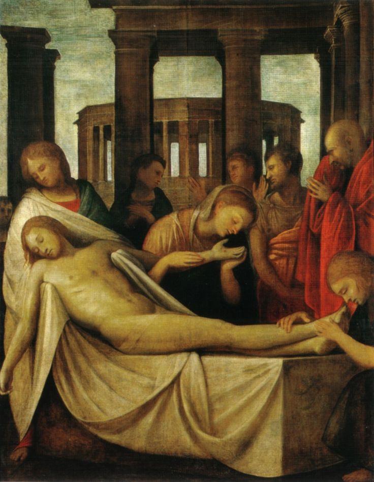 Compianto su Cristo (Milano)
