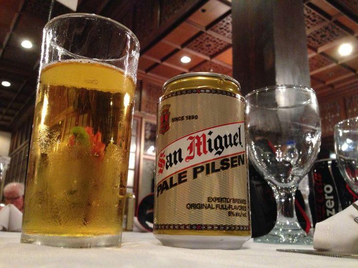 Best of Bières aux Philippines: la San Miguel