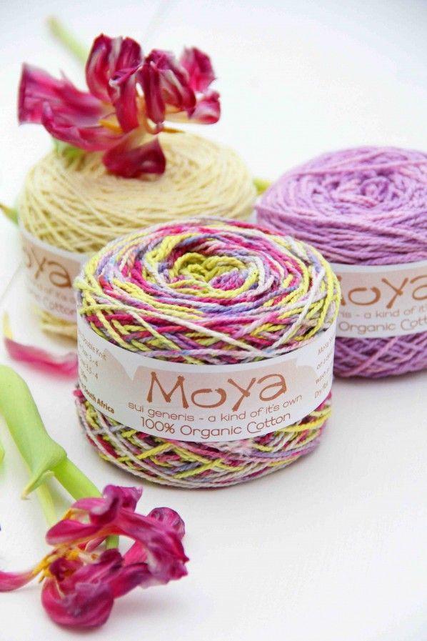 Moya 100% organic cotton