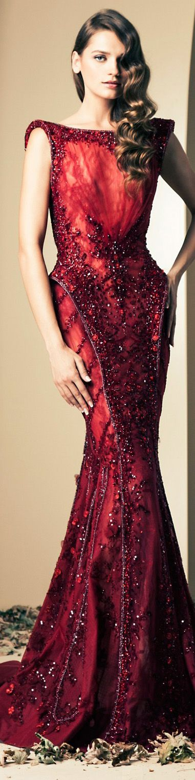 #Ziad Nakad Couture Fall/Winter 2014