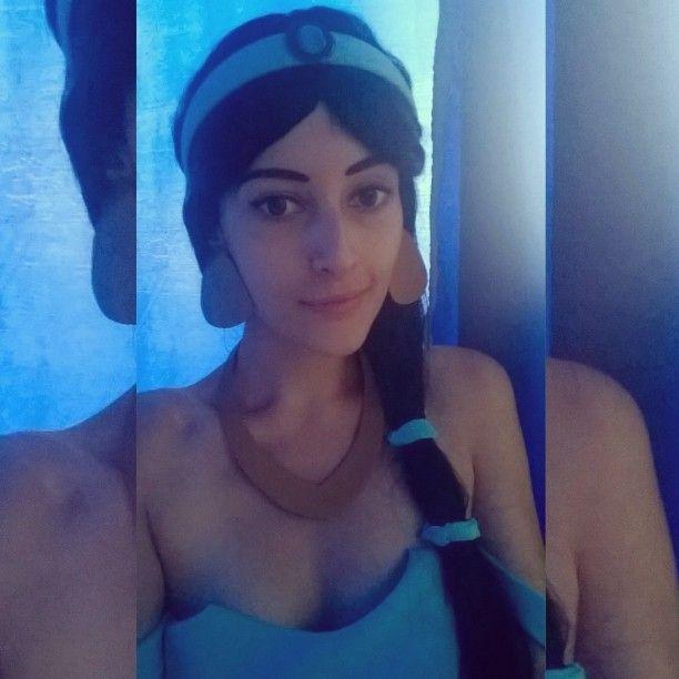 Pozdrowienia od Jasminy �� #Medalikon #Medalikon2017 #konkurs_cosplay #konkurs #cosplay #LampaAladyna #PrincessJasmine #księżniczka #Dżasmina #Jasmine http://misstagram.com/ipost/1553934610960782234/?code=BWQr0uqgJOa