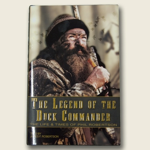 Duck Commander Store - THE LEGEND OF THE DUCK COMMAND