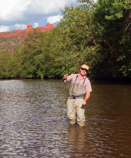 17 best images about red rock playground on pinterest for Sedona fly fishing
