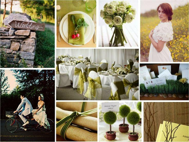 Fantasie - Appunti di Nozze: Una sposa eco friendly