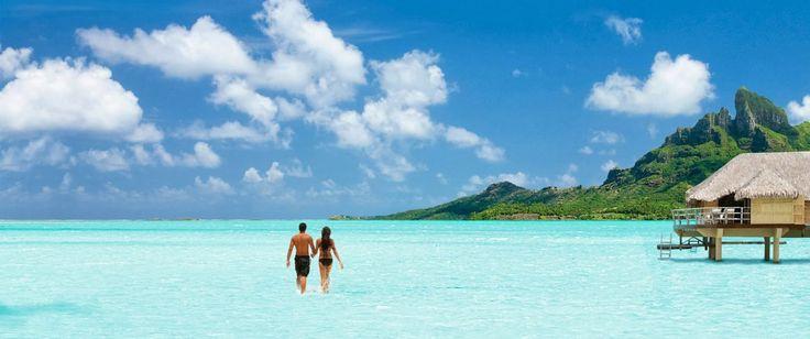 Nozze da favola.....luna di miele in Polinesia