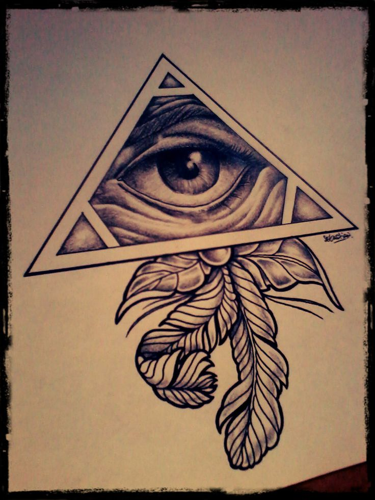Eye For Design Bohemian Interiors And Accessories: Tattoo Of All Knowing Eye - Google Search