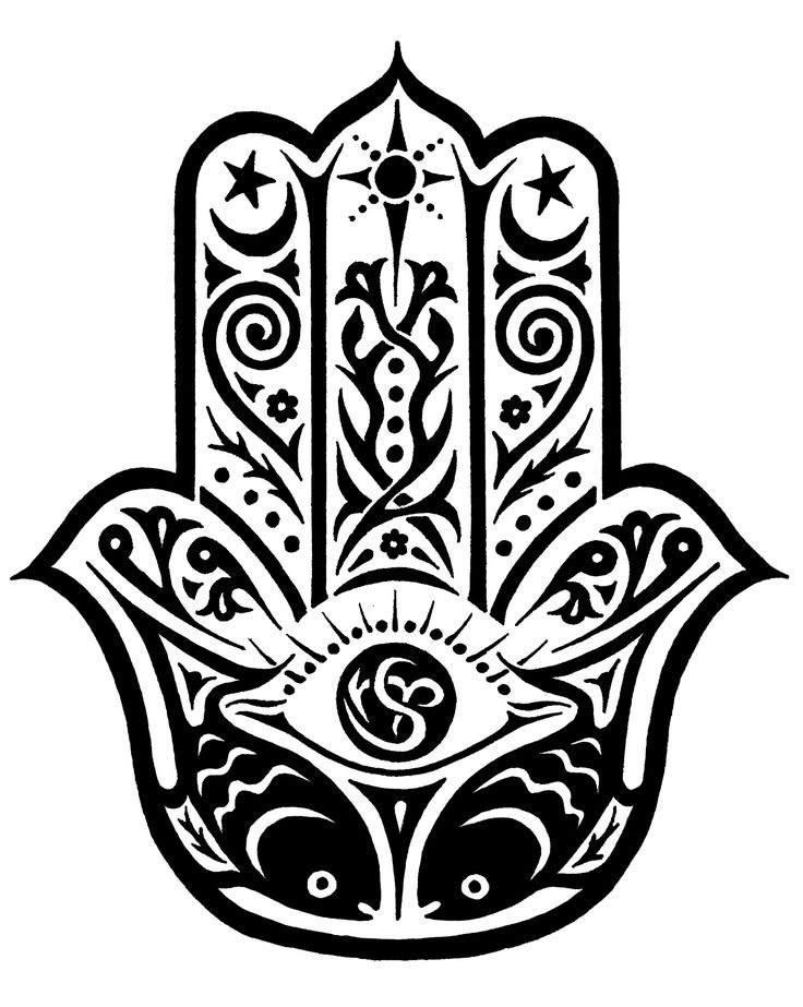 Hamsa Designs | Hamsa Tattoos Designs, Ideas and Meaning