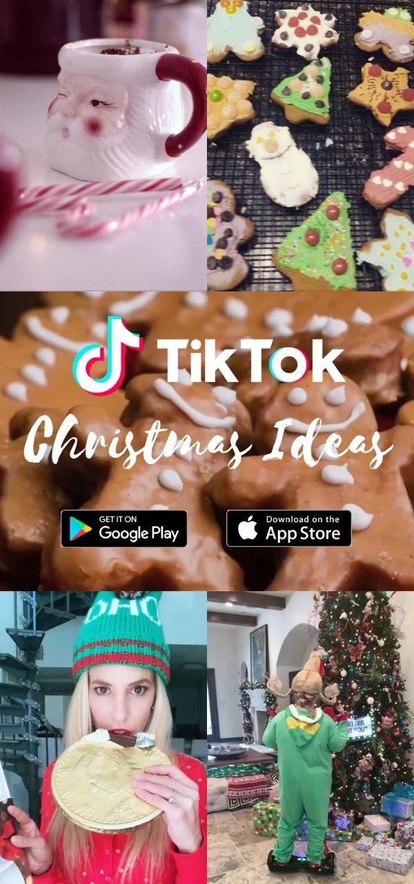 Tiktok Funny Short Videos Platform Funny Short Videos Happy Moments Christmas Challenge
