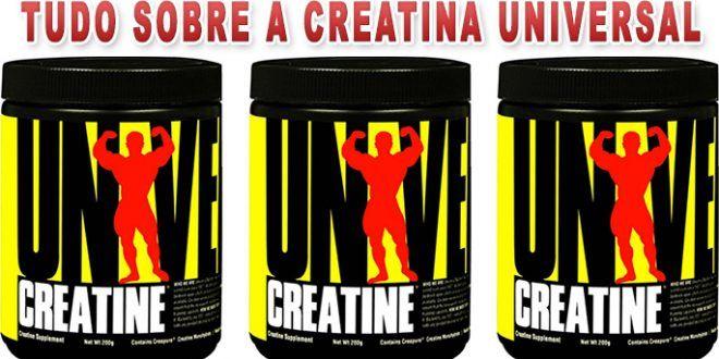 Creatina Universal (200g) – Como tomar, seus resultados e preço #creatina #creatinauniversal