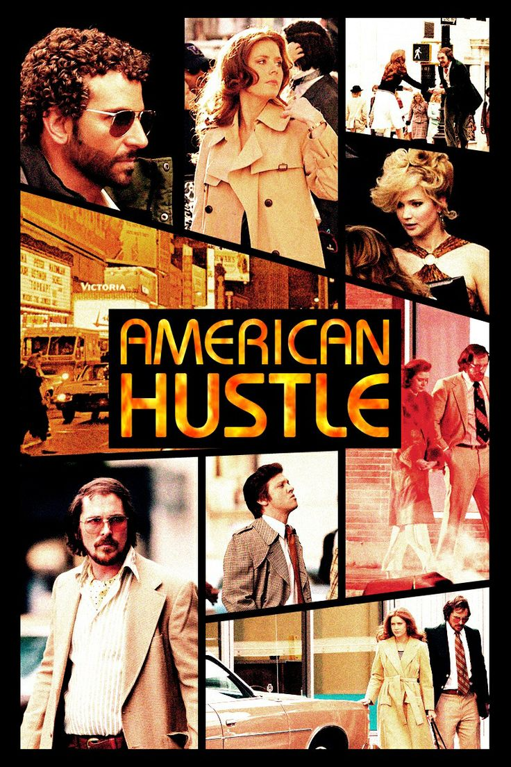 American hustle is a 2013 drama crime fiction film directed by david o russell david o russell and starring bradley cooper jennifer lawrence