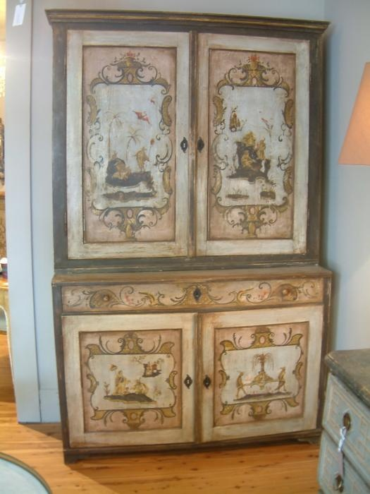 Google Image Result for http://www.isherwoodantiques.com/images/lots/large/22-austrian-painted-buffet-deux-corps-1.jpg