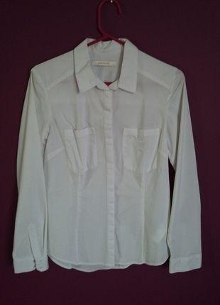 Kup mój przedmiot na #vintedpl http://www.vinted.pl/damska-odziez/koszule/14279475-piekna-klasyczna-elegancka-galowa-biala-koszula