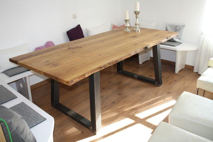 ber ideen zu esszimmertisch auf pinterest. Black Bedroom Furniture Sets. Home Design Ideas