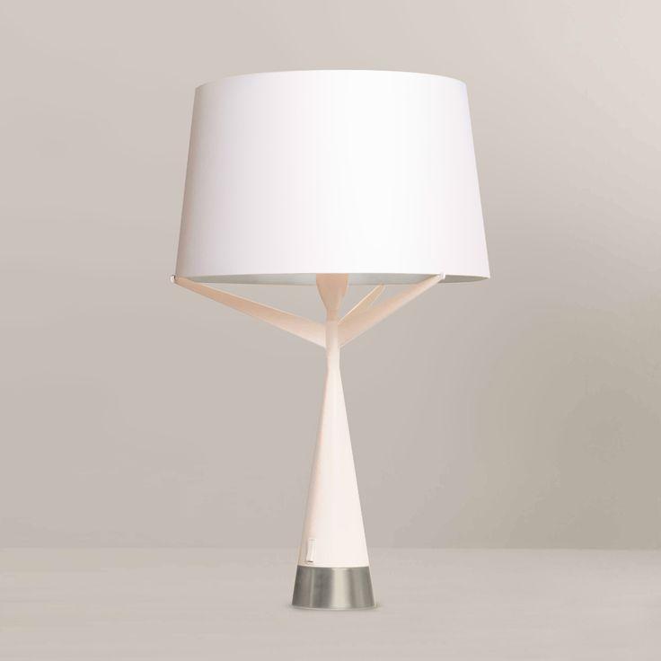 S71 - Lampa S Biały/Srebrny Axis 71