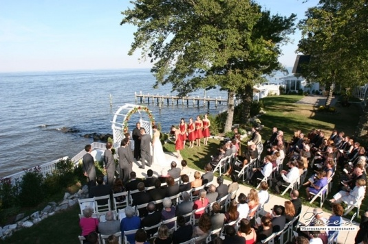 27 Best Ceremony Sites Nearby Sheraton Pasadena Images On: Celebrations At The Bay - Pasadena, MD