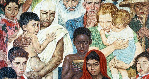 Enlace a la página de la ONU dedicada al día de la Tolerancia
